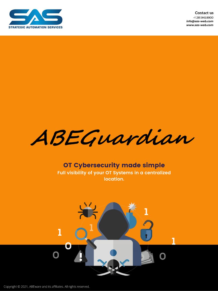 SAS Cybersecurity Brochure
