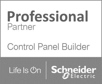 Schneider Electric Professional Partner Control Panel Builder